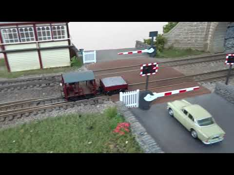 HM121: Wickham Trolley with sound