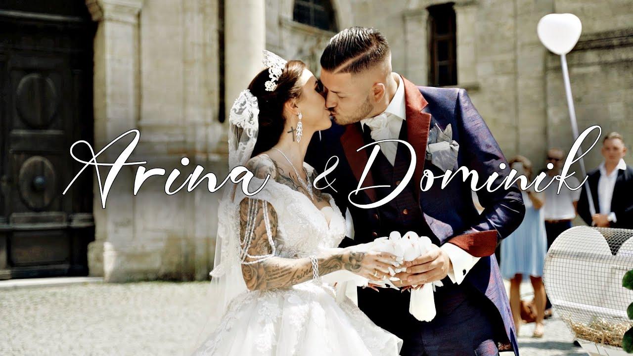 Hochzeitsvideo / Arina & Dominik / Kloster Wiblingen