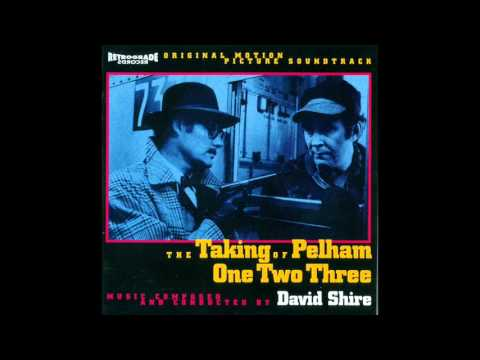 The Taking Of Pelham OneTwoThree   Suite David Shire