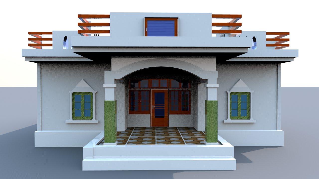 35 x 45 House Plan for front Elevation,35 x 45 Low Budget House Plan,35 x 45 GHAR KA NAKSHA