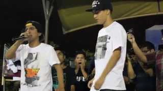 Jethro vs Joro - Final - Interbarrios V 2015