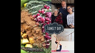 Day 5 of 20 Days Healthy Raw Vegan Challenge | Family Day | What I Eat in a Day as A Raw Vegan