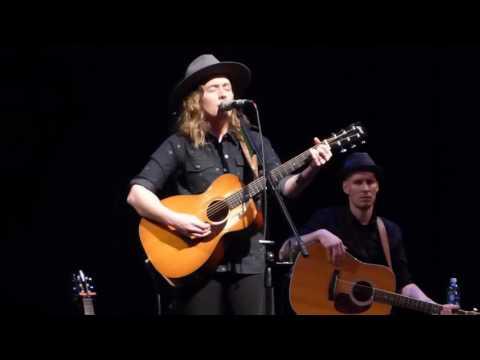 Hallelujah: Brandi Carlile's tribute to Leonard Cohen; Pantages Theater, Tacoma, 10 November 2016
