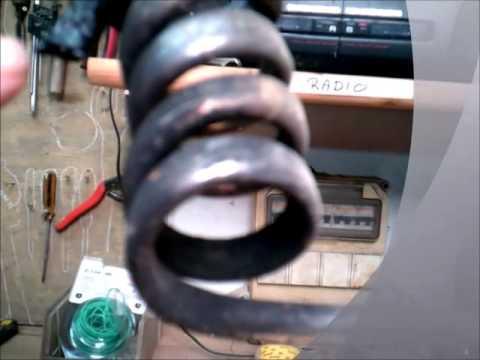Fabricacion quemador de aceite calefaccion barata - Tipos de calefaccion economica ...