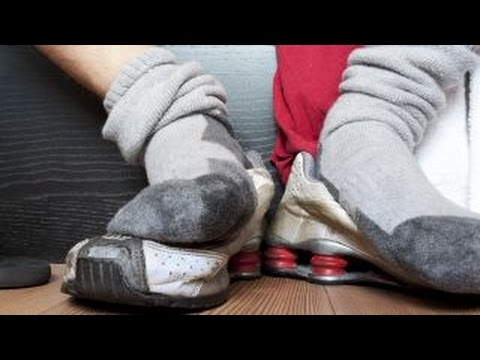 How to combat athlete's foot