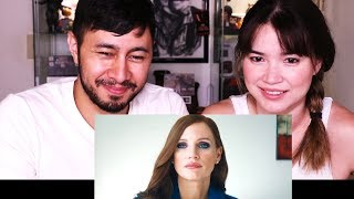 MOLLY'S GAME | Jessica Chastain | Idris Elba | Trailer #1 | Reaction!