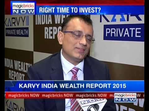 The News - Karvy Wealth Report - Where are the wealthy investing?