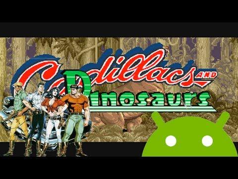 jogo cadilac dinossauro para android
