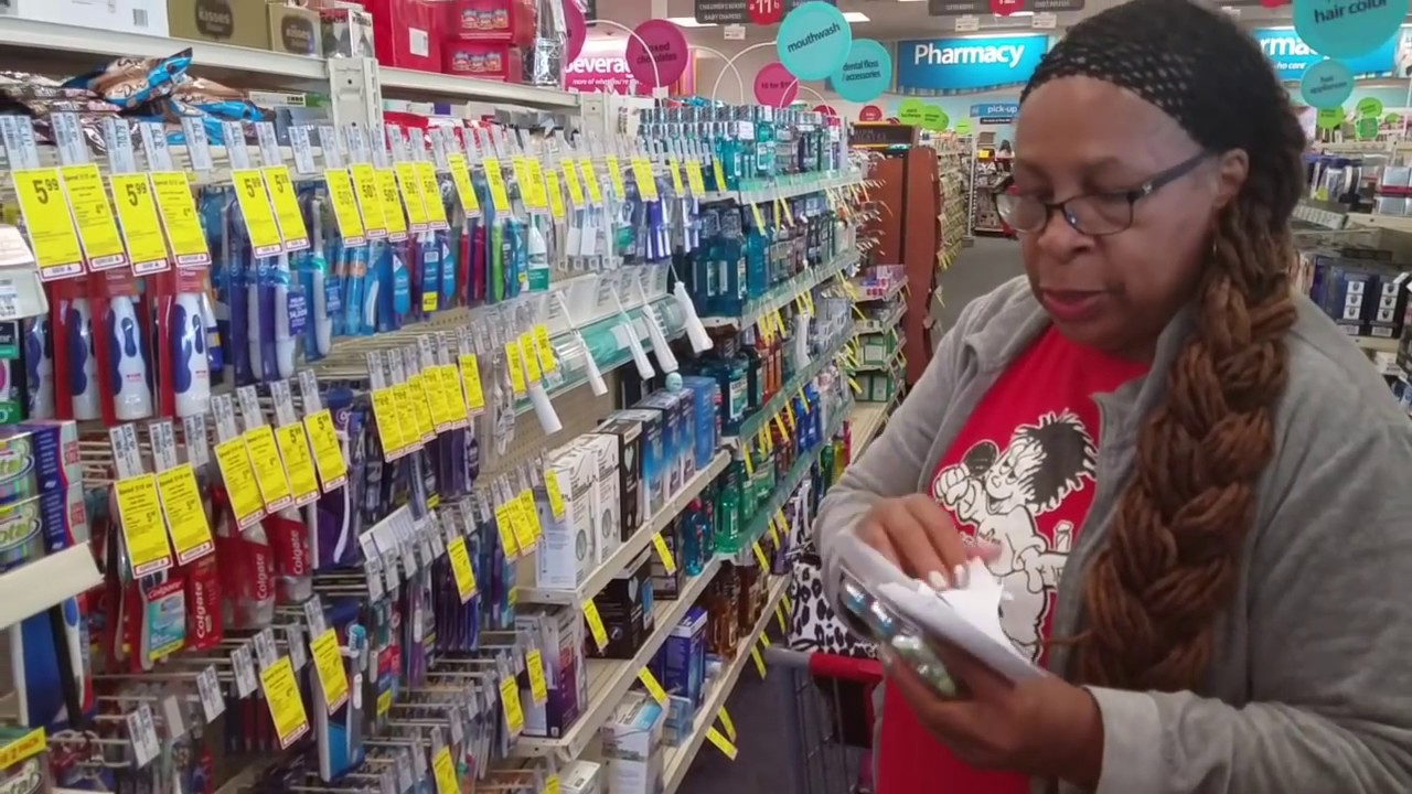 extreme couponing tailored successfully cvs youtube