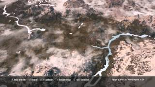 SKYRIM Обзор Модов №37 | Маркеры спутников