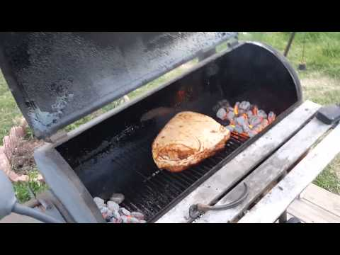 Pork Shoulder- Indirect Heating Method