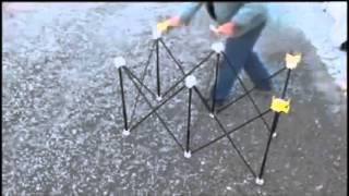Sawhorse Centipede Diy 2x4ft Csh-k100 Uk Toolbox