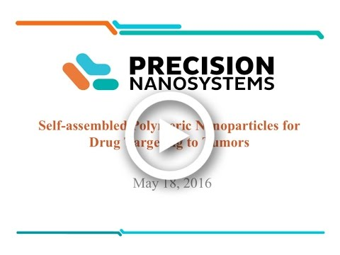 Self-assembled Polymeric Nanoparticles for Drug Targeting to Tumors