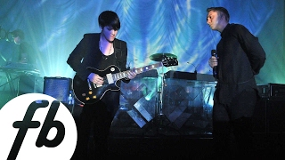 The xx - On Hold (Live at Mediolanum Forum, Milan)
