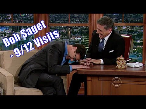 Bob Saget  They Love One Another Like Brothers Do  912 Visits In Chronological Order