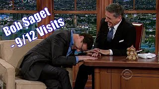 Bob Saget - They Love One Another Like Brothers Do - 9/12 Visits In Chronological Order