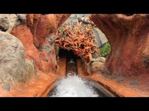 NEW Splash Mountain POV 2015 (Magic Kingdom, Walt Disney World)