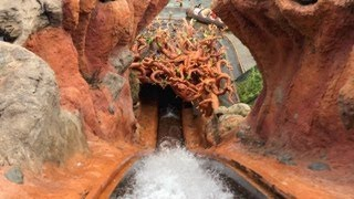 NEW Splash Mountain POV 2015 (Magic Kingdom, Walt Disney World)