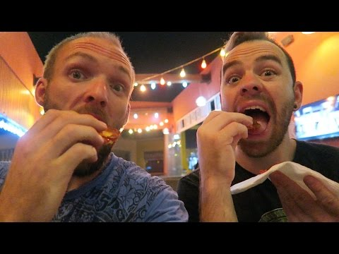 Egyptian Vegan Food - Video Blog Egypt 96