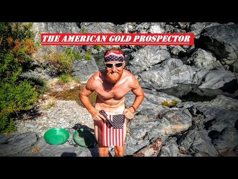 The American Gold Prospector