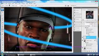 How To Create Swirls/Spirals With Pen Tool Photoshop  [Editing Photos Series]