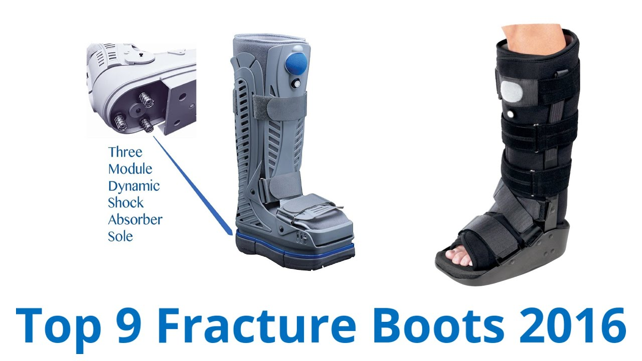 5eed0c8afb 9 Best Fracture Boots 2016 - YouTube