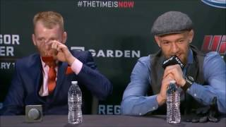 Conor Mcgregor Best Of Trash Talk And Funny Moments