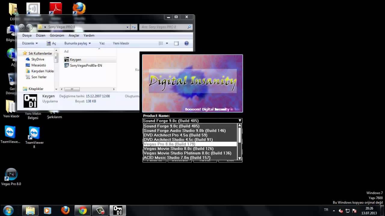 digital insanity sony keygen.rar free download