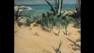 Kim Richey - A Place Called Home  (Studio version) - Paintings by Alexander Mann