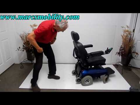 Liberty Mobility Eagle Power Chair Used Power Wheel Chair