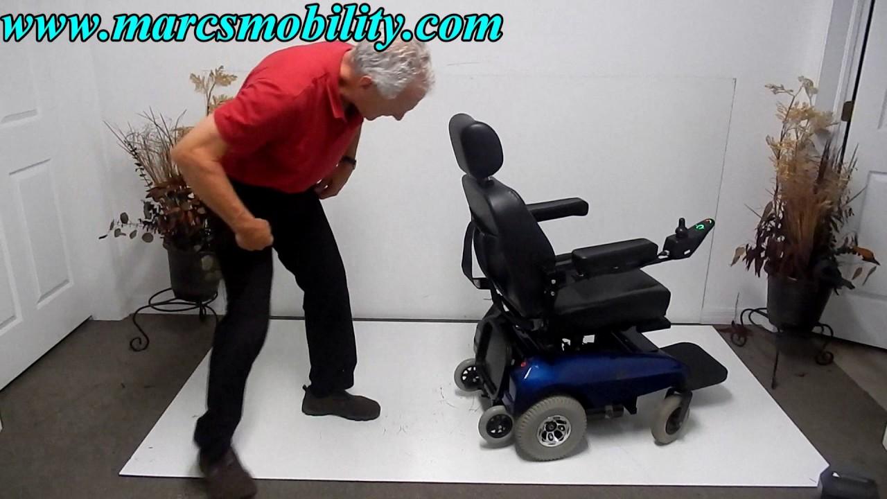 Liberty 312 Power Chair King Distribution Center Houston Tx Mobility Eagle Used Wheel Youtube
