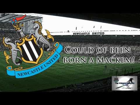 Could of been born a Mackem - (With lyrics, HD)