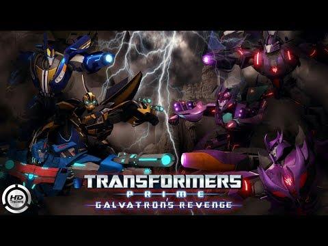 Transformers prime galvatron