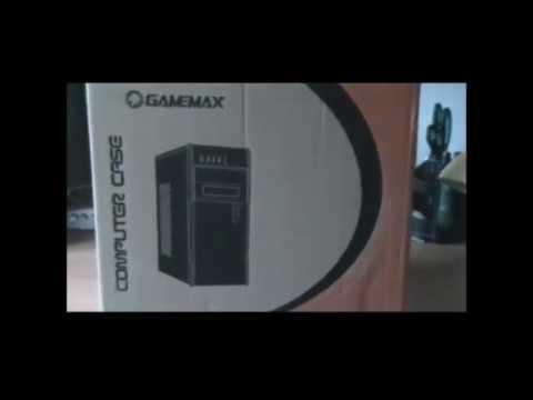 Корпус GameMax ET-208 400 Вт