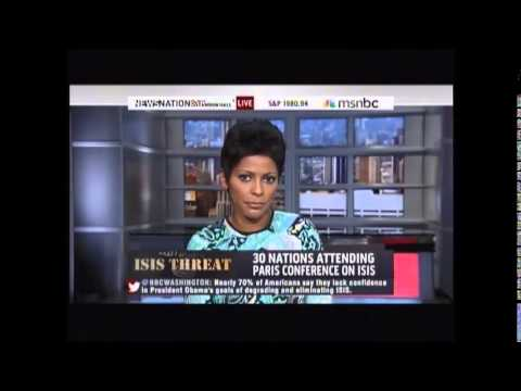 9 15 14  Eliot L. Engel interview on ISIL with MSNBC's Tamron Hall