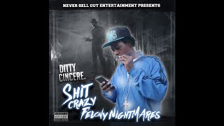 Download Ditty Cincere Feat. Ice Life - Weird Shit | Produced by Ceetann | Siccness.net MP3 song and Music Video