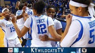 Kentucky Wildcats TV: Kentucky 67 South Carolina 56
