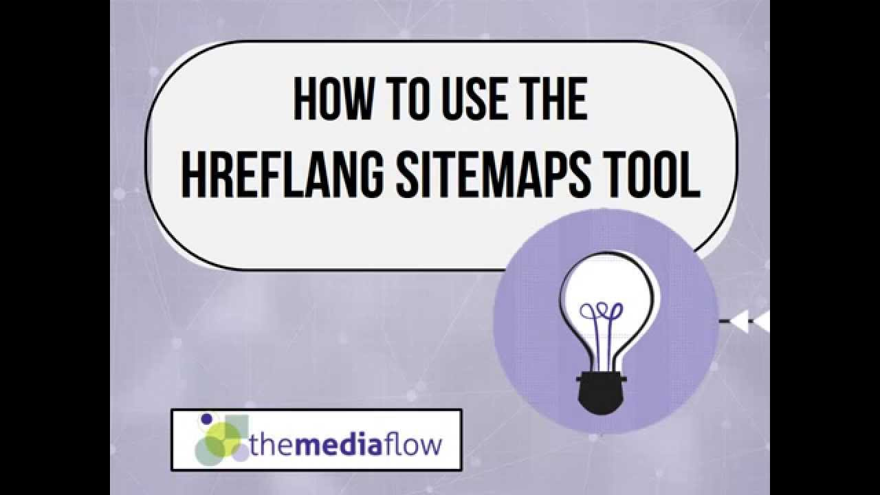how to use the hreflang xml sitemaps tool youtube