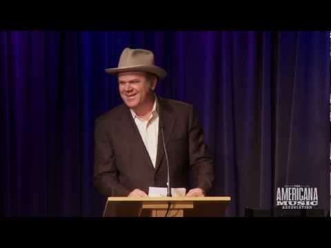 2012 Americana Honors & Awards Nominees Announcement by John C. Reilly