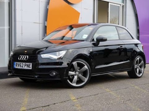 review our 2012 audi a1 black edition 2 0tdi 143 for sale in hampshire youtube. Black Bedroom Furniture Sets. Home Design Ideas
