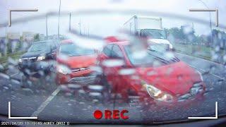 Top April Road Rage Car Crash  Nstant Karma \u0026 Bad Drivers 2021