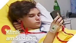 Zu laut Musik gehört? Max (14) hört nichts mehr! | Klinik am Südring | SAT.1 TV