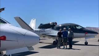 Vision Jet SF50 flys to  Utah - Canyonlands Moab Dessert