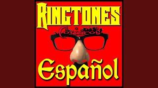 Latino Lover Calling, Ringtone Spanish Guitar
