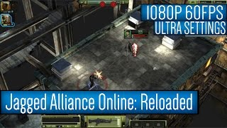 Jagged Alliance Online: Reloaded Gameplay PC HD [1080p 60FPS]