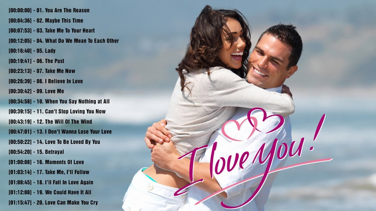 Best Love Songs 2020 Most 💖 Old Beautiful love songs 80's 90's 💖 Best Romantic Love Songs Ever