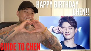 A GUIDE TO EXO'S CHEN | HONEST REACTION!!