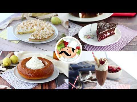 Cocina con Petitchef! Recetas dulces, saladas, bebidas y para alérgenos!