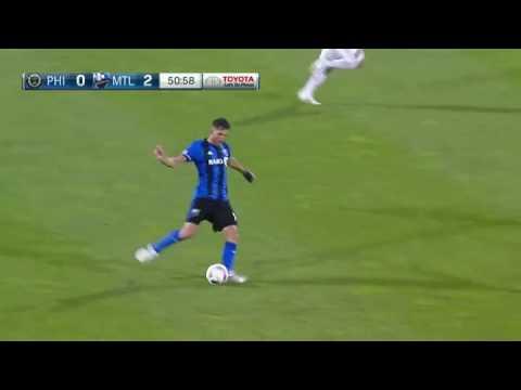 Patrice Bernier MLS Career Assists (Montreal Impact 2012-16)
