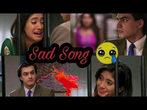 Oo Tera Naam Leti Jayee Mere Dil Ki Dhadkan-Kartik's Very Sad HD Male Version Song-YRKKH Song HD